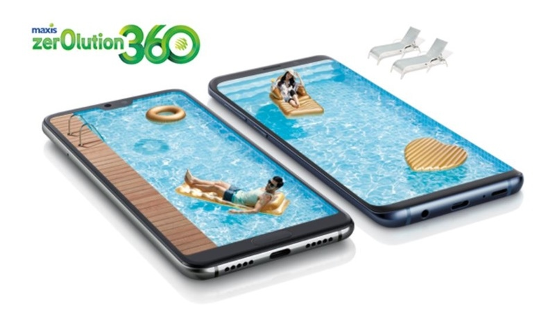 Maxis Zerolution360: The Phone Leasing Plan With Comprehensive Protection