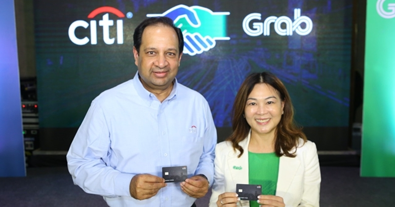 Grab And Citi Launch Co-Branded Credit Card In The Philippines