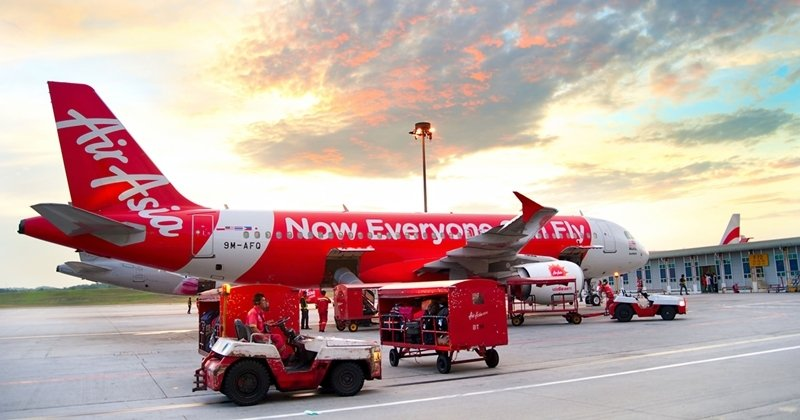 AirAsia Waives Card Processing Fees For Flights Paid With AirAsia BigClick