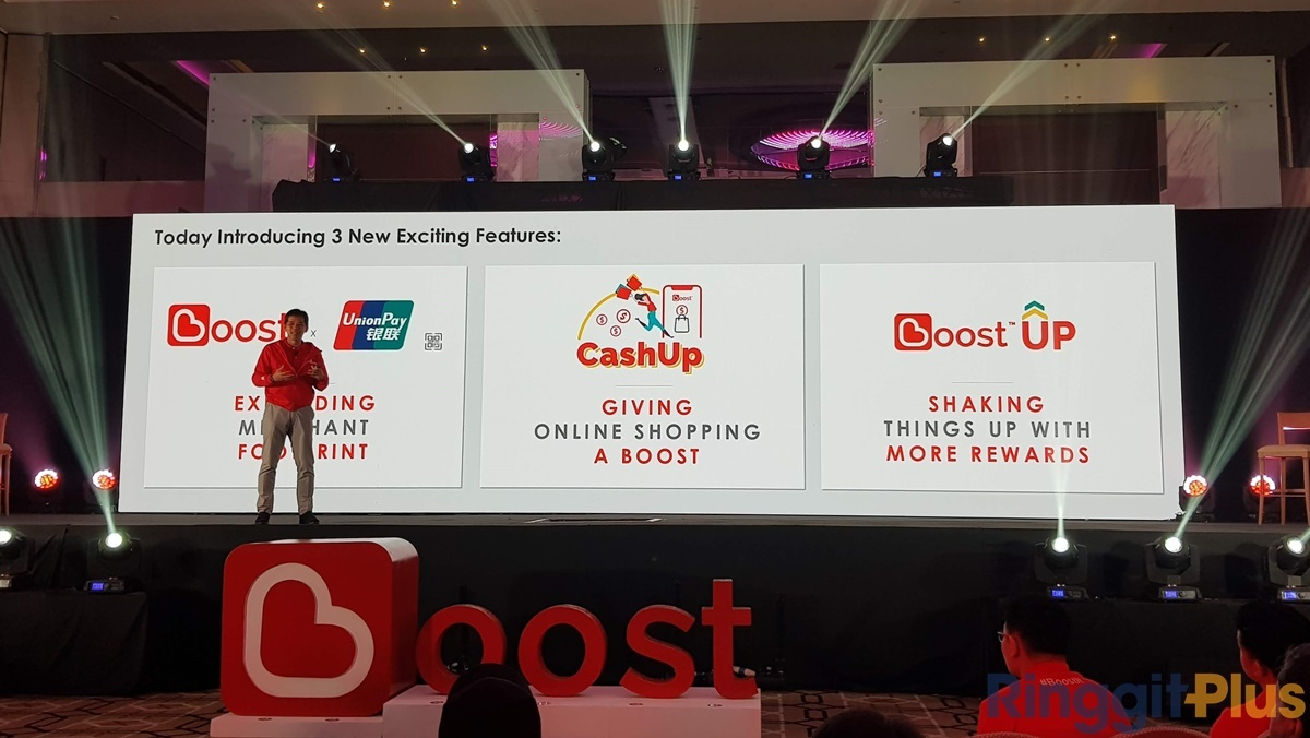 Boost Introduces New Features And Rewards Programmes
