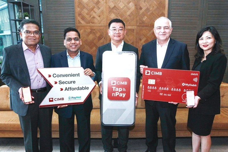 CIMB's New Tap n Pay App Turns NFC Android Phones Into Payment Acceptance Terminals