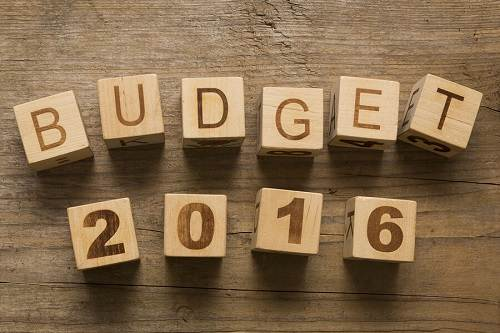 Brace Yourselves, Budget 2016 is Coming
