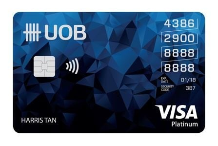 UOB YOLO Credit Card Will No Longer Offer Cashback On Grab Transactions
