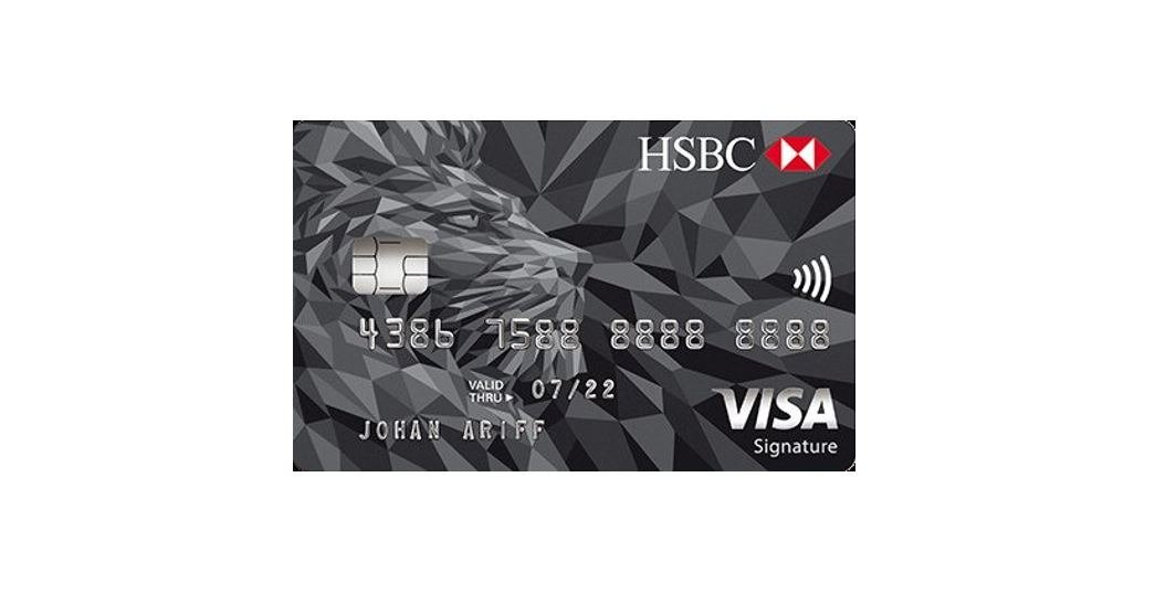 HSBC Visa Signature: No More 5x Points On Transactions For E-Wallets That Allow Cashouts