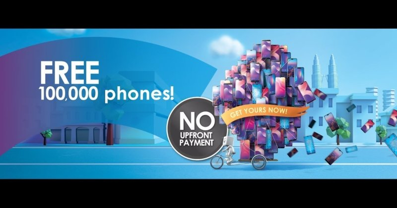 Celcom Is Offering 100,000 Smartphones For Free In Its New Campaign