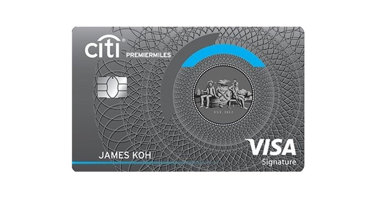 Citibank Upgrades Citi PremierMiles Credit Card To Offer International Airport Lounge Access