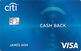 Citi Cash Back Visa