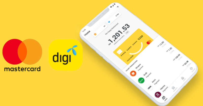 Digi, MPay, And Mastercard Collaborate To Release Digital Prepaid Card In 2019