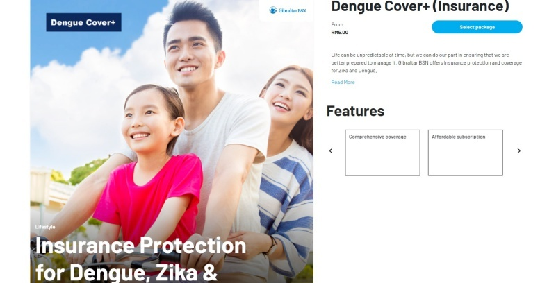 Digi Customers Can Now Purchase Dengue Insurance With Digi Plans