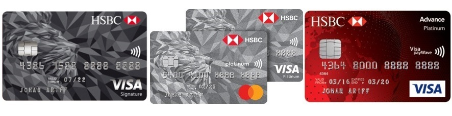 HSBC Revises Air Miles Redemption Rates For Platinum And Signature Credit Cards