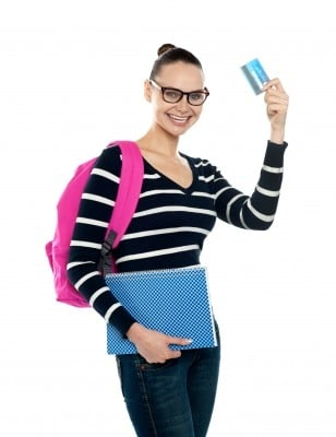 5 top tips on credit cards for teenagers