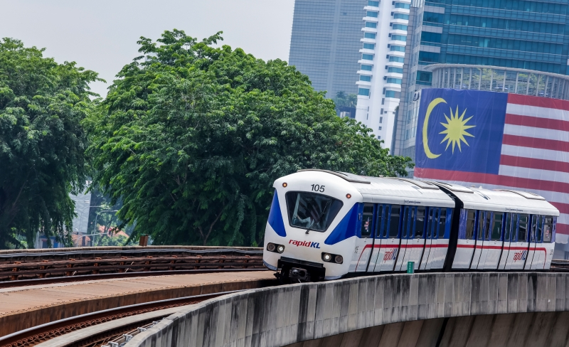 Construction For The LRT 3 Project Continues After 47% Cut In Cost