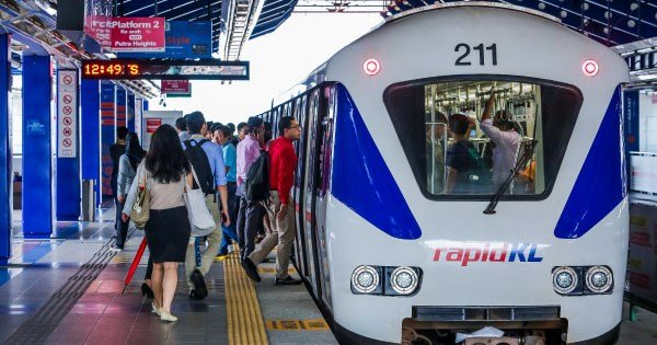 Soon, You Could Use Touch n Go App To Pay For LRT Rides