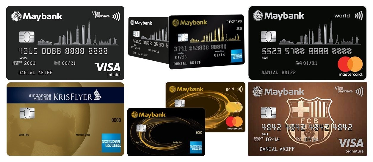 No More Cashback And Rewards Points For E-Wallet Reloads For Maybank Cardholders