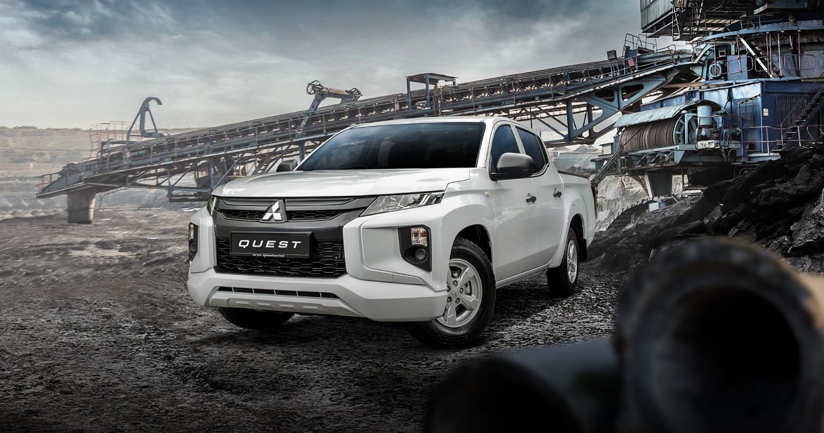 Introducing The New Mitsubishi Triton Quest