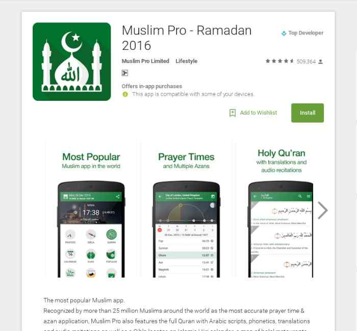 Free Apps That Help You Get the Most Out of Your Ramadhan