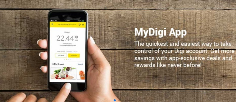 Digi Releases New Version Of MyDigi App Which Offers 3GB For Only RM3