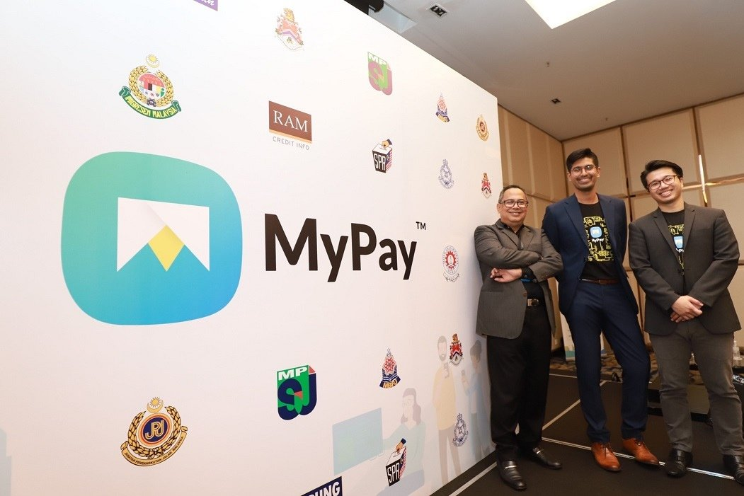 MyPay Is A Single Online Platform For Malaysians To Perform Government-Related Transactions