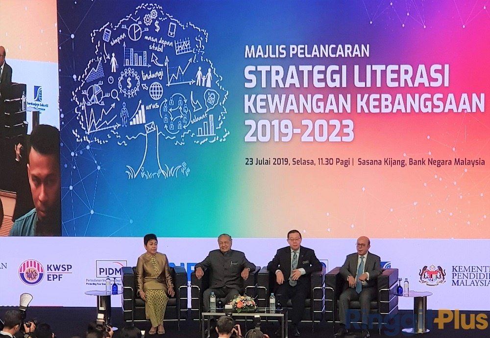 Malaysia's Financial Education Network Launches National Strategy For Financial Literacy 2019-2023