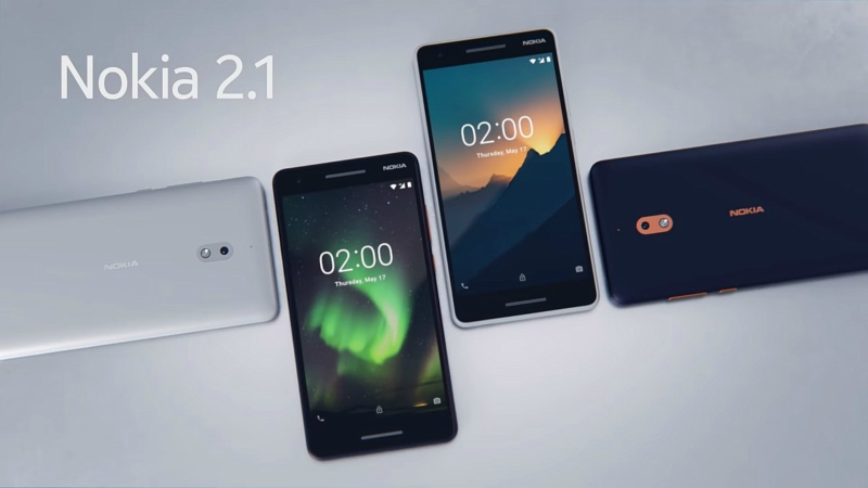 Nokia 2.1 Is Now Available in Malaysia