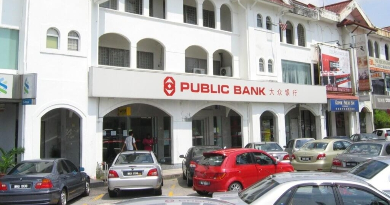 Public Bank To Charge Customers For Using Cash and Cheques For Card And Loan Repayment