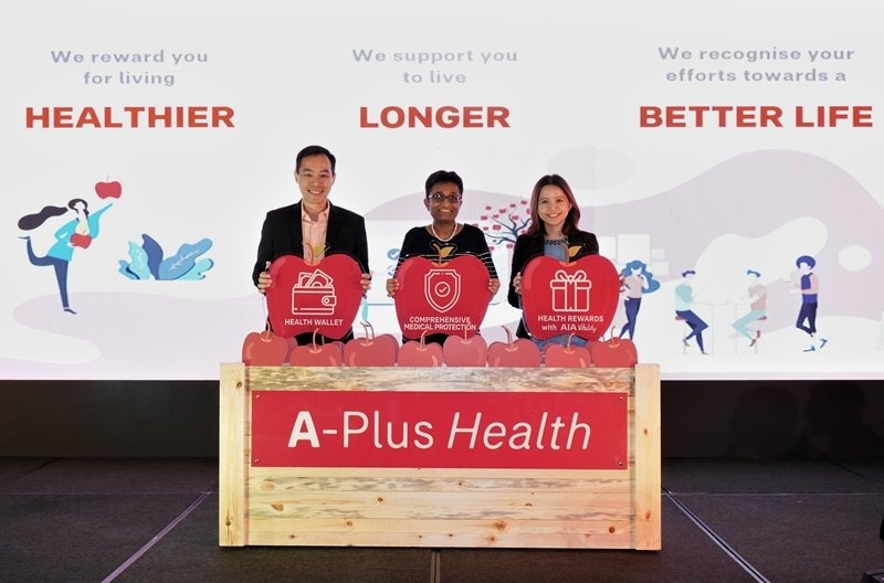 AIA A-Plus Health: Medical Insurance That Rewards You For Staying Healthy