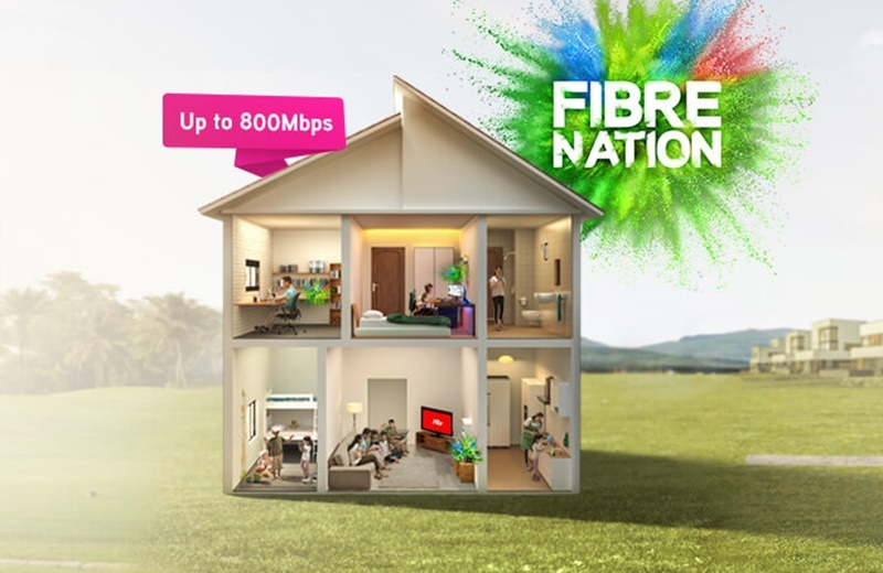 Maxis Introduces Faster Fibre Broadband Plans, Up To 800Mbps