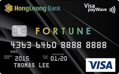 Hong Leong Bank Discontinues Fortune Credit Card
