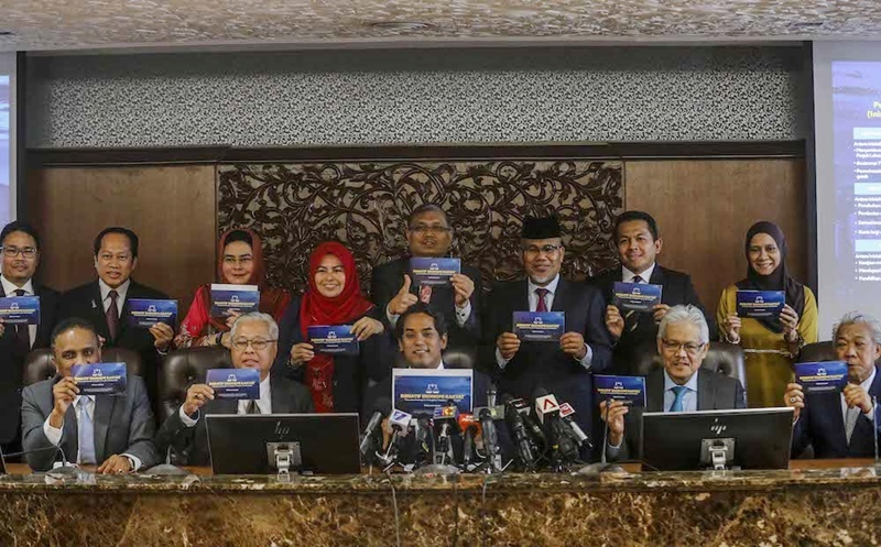 Barisan Nasional Releases Shadow Budget Ahead Of Budget 2019