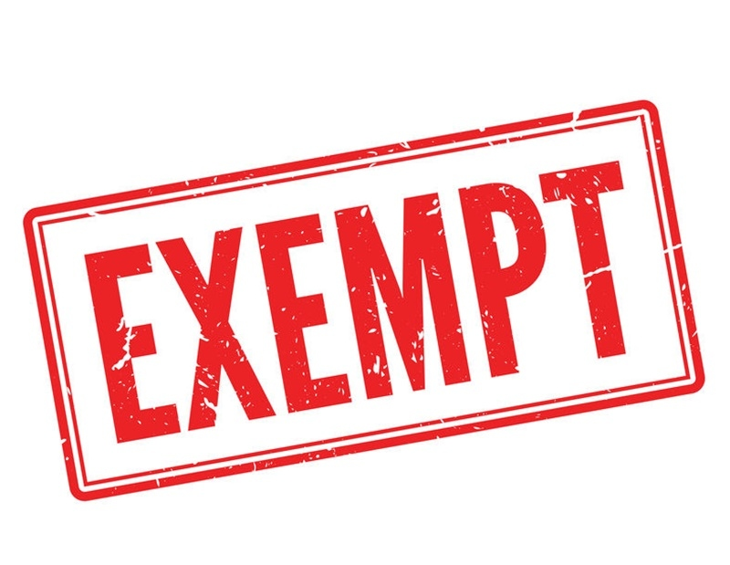 Tax Exemptions: What Part Of Your Income Is Taxable?