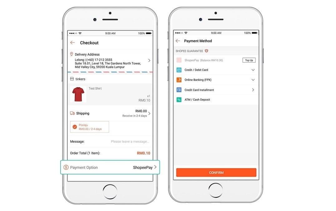 Shopee Releases Its Own E Wallet Shopeepay