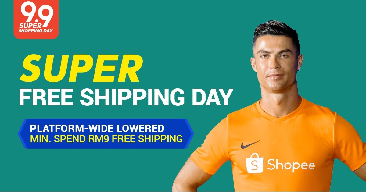 Shopee's 9.9 Super Shopping Day Starts Today, Offers Honda City For RM1