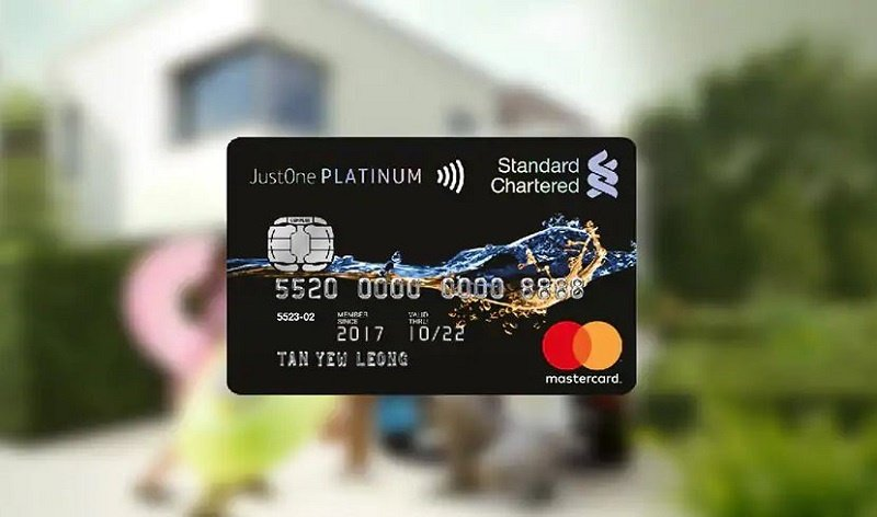 Standard Chartered JustONE Platinum Mastercard Review 2018: The Breadwinner's Choice