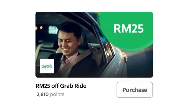 Grab Removes RM20 And RM25 Grab Ride And GrabFood Vouchers