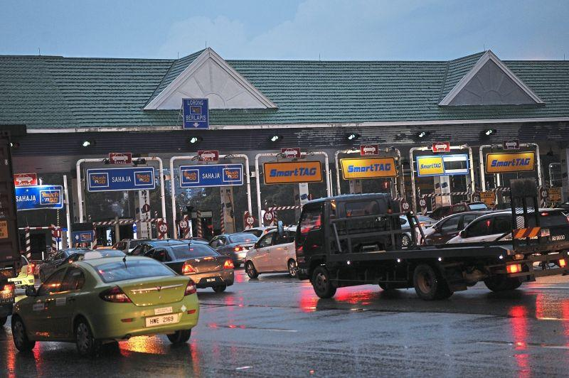 PLUS Toll Plaza Exits Will No Longer Offer Touch 'n Go Reload Services